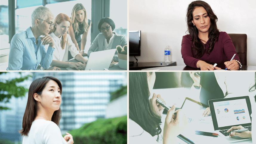 管理職研修に前向きな女性社員